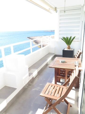 Sunset Penthouse, Café del Mar - Sant Antoni de Portmany - Apartment
