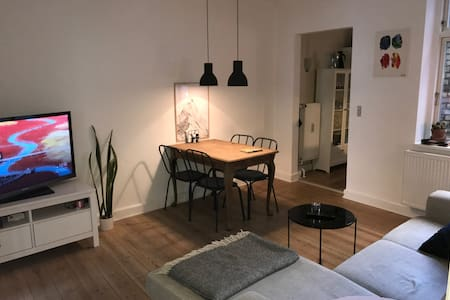 Lovely 2 bedroom apartment in Aarhus C - Aarhus