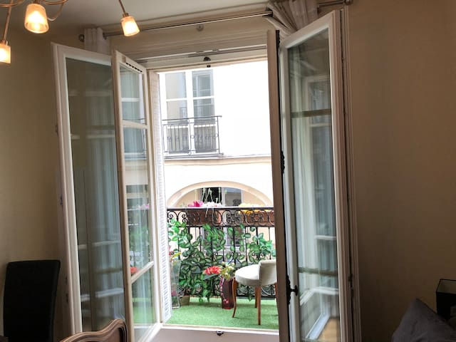 Picasso - Charming studio in the heart of Paris
