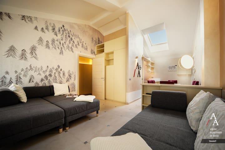 Stevenin11 Alp Apartments