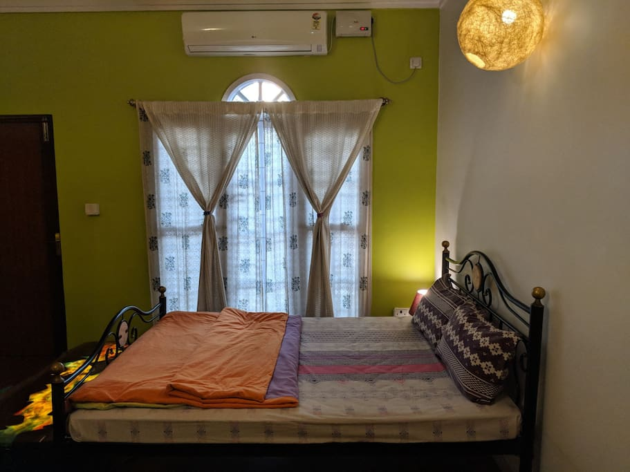 Zzzzzzzz..... Your gateway to dreamland. Your room in Bangalore