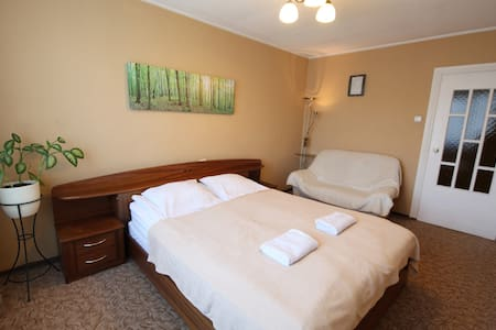 Clean and cosy 2 bedroom apartments