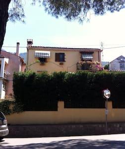 """""""Casa di Biagina"""" con giardino a Maratea - Maratea"""