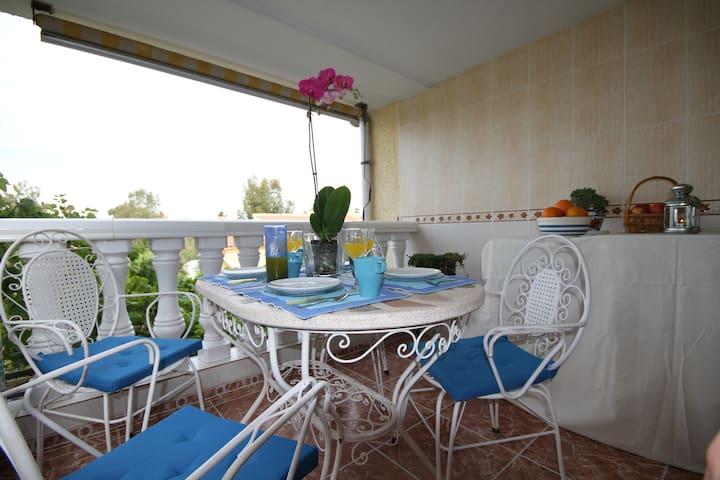 Casa acogedora para disfrutar del sol y la playa. - San Fulgencio - Ev