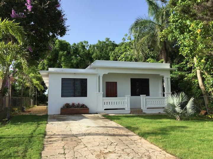 Charming Private Home in Bo. Puntas, Rincon, PR