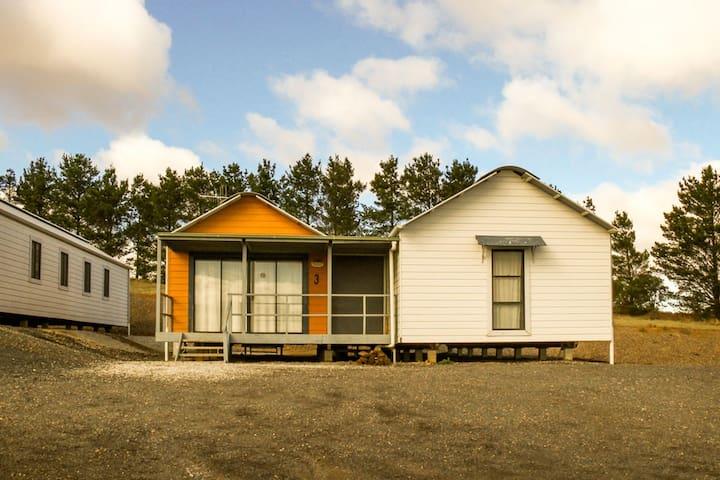 Wakefield Park Cabins - Tirrannaville - Cabaña