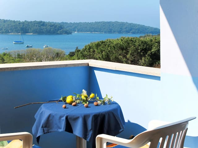 Apartment Haus Hula for 2 persons in Pula