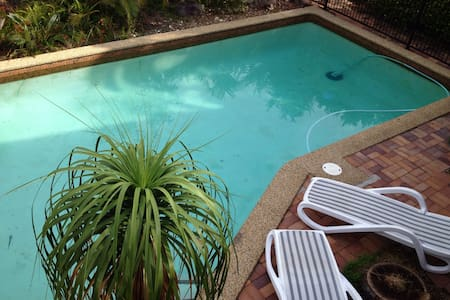 Perfect for a larger group-ac pool - Tarragindi