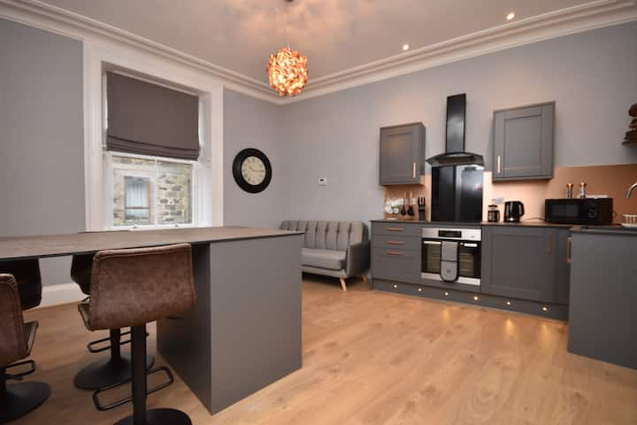 Family friendly serviced apartments in Fraserburgh