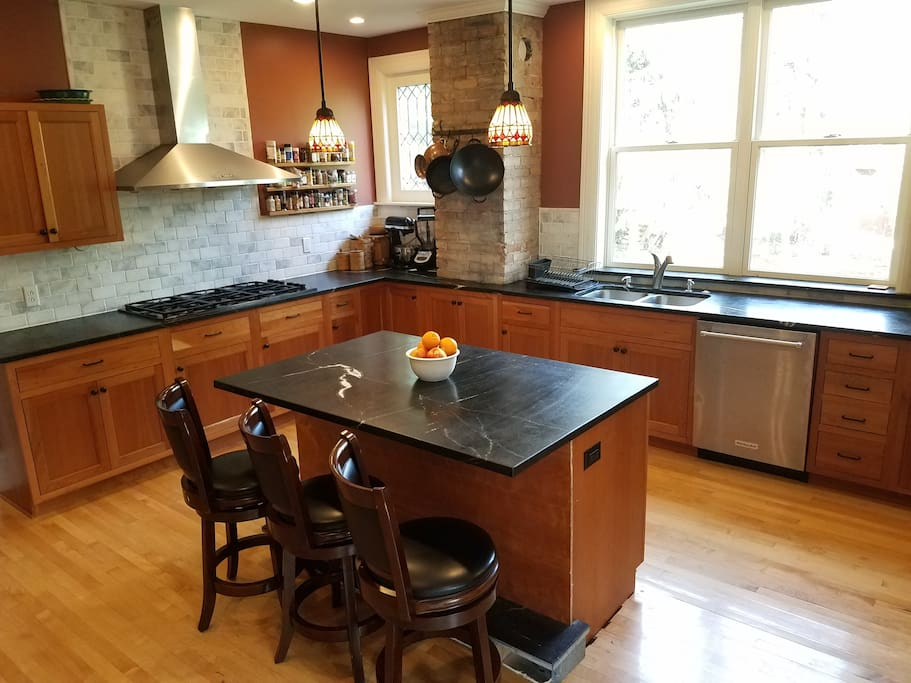 Kitchen remodeled 2016
