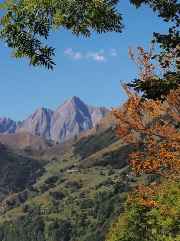 L'automne est magnifique en Ariège