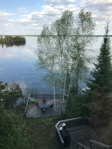 Lakefront cabin - 10 mins from Dryden