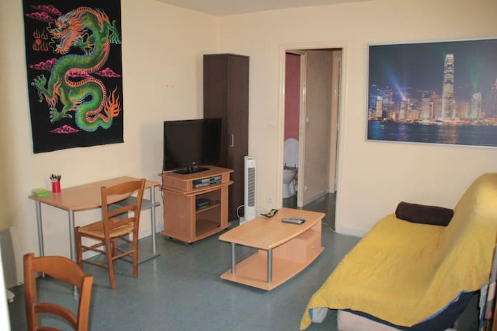 cozy apartment near everythings - Épernay - อพาร์ทเมนท์
