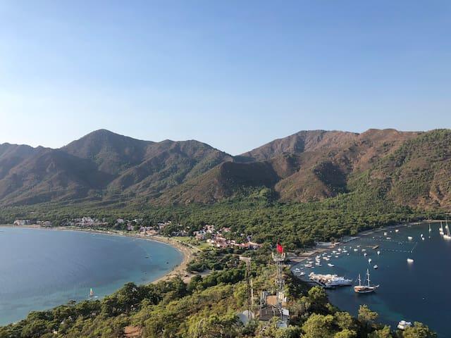 Datça Aktur Tatil Sitesi Kıralık