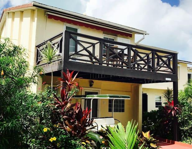 South Finger Villa