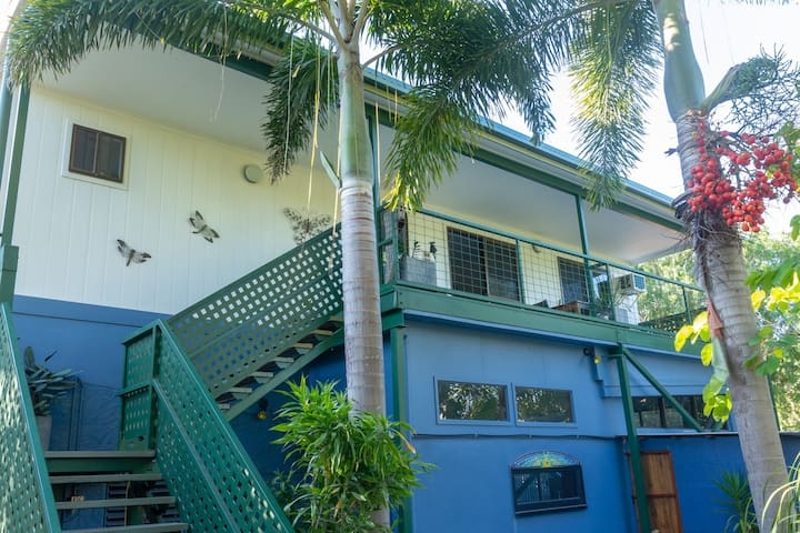 Butterfly House Accommodation