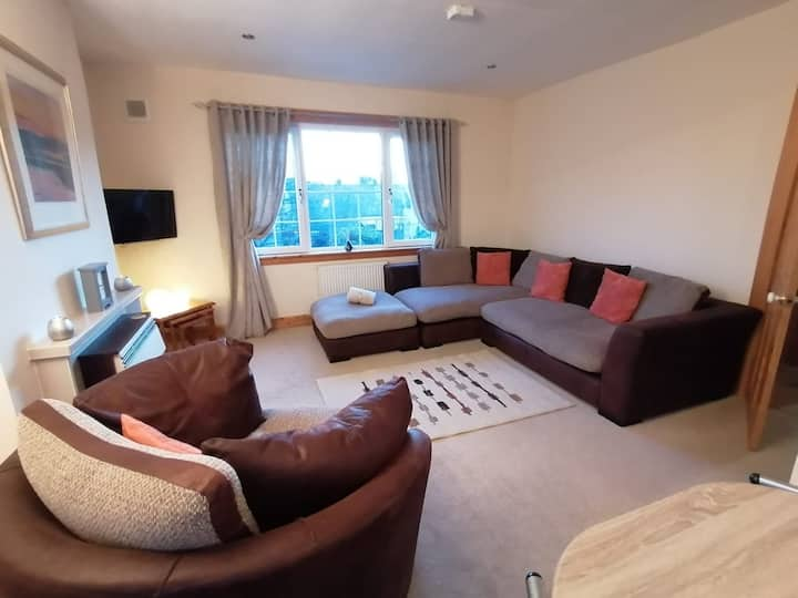 Stornoway Central Apartment