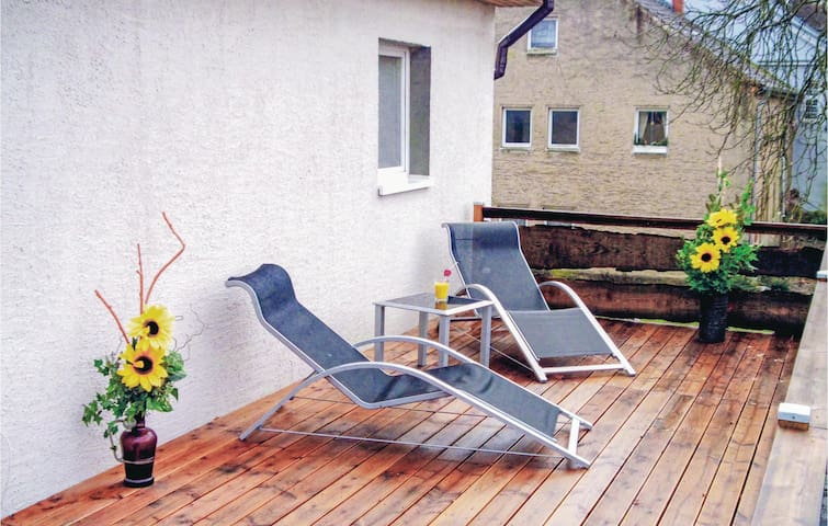 Holiday apartment with 1 room on 45m² in Rubkow