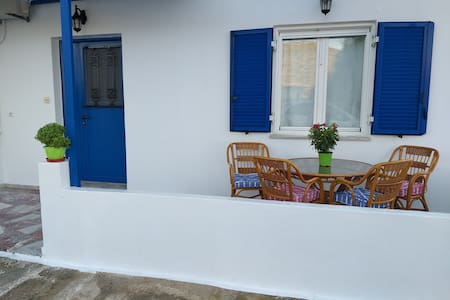 Anna's Cycladic Home