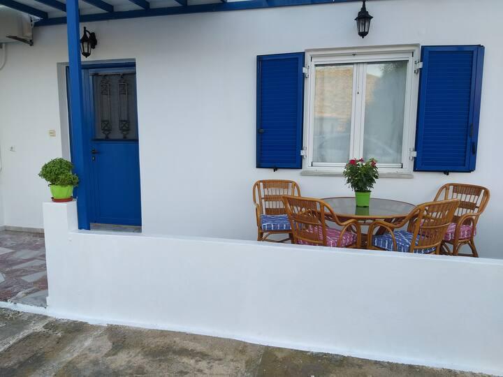 Anna's Cycladic Home