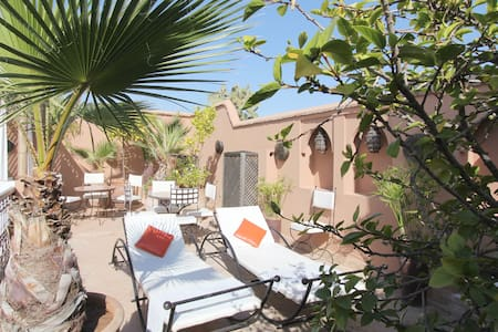 An Oasis in Medina Marrakesh - Marrakesh - Bed & Breakfast