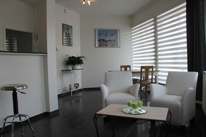 LOGIES STIENON naast Atomium - Brussels Expo - Brussel - Appartement