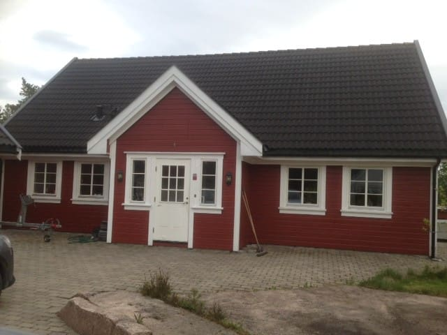 Charming and peaceful house - Røyken - Rumah