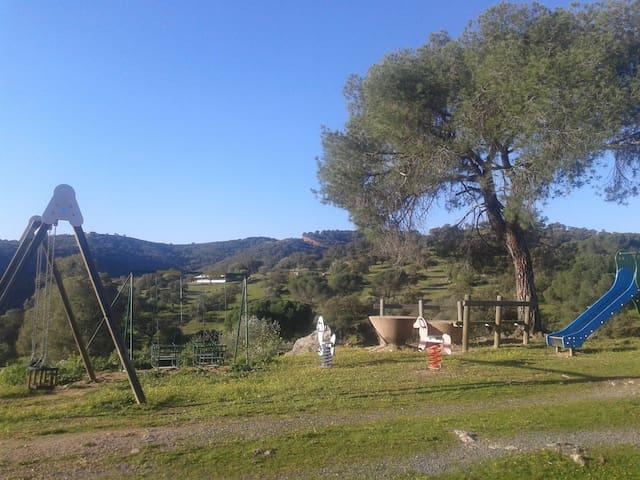 Casa rural amueblada