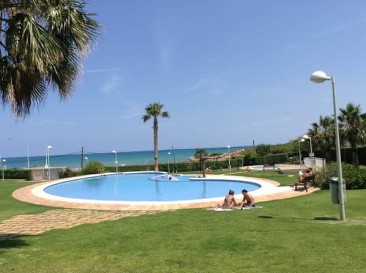 Luxury Alcossebre Beach Front Apartment