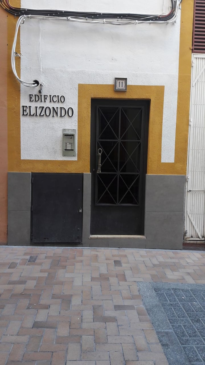 ESTUDIO EDIFICIO ELIZONDO