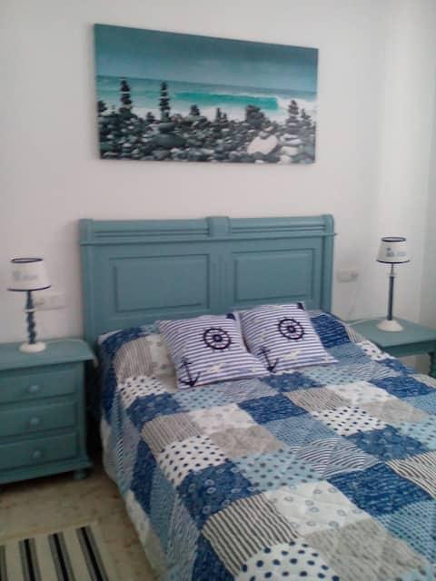 Apartamento en playa Cruz del Mar