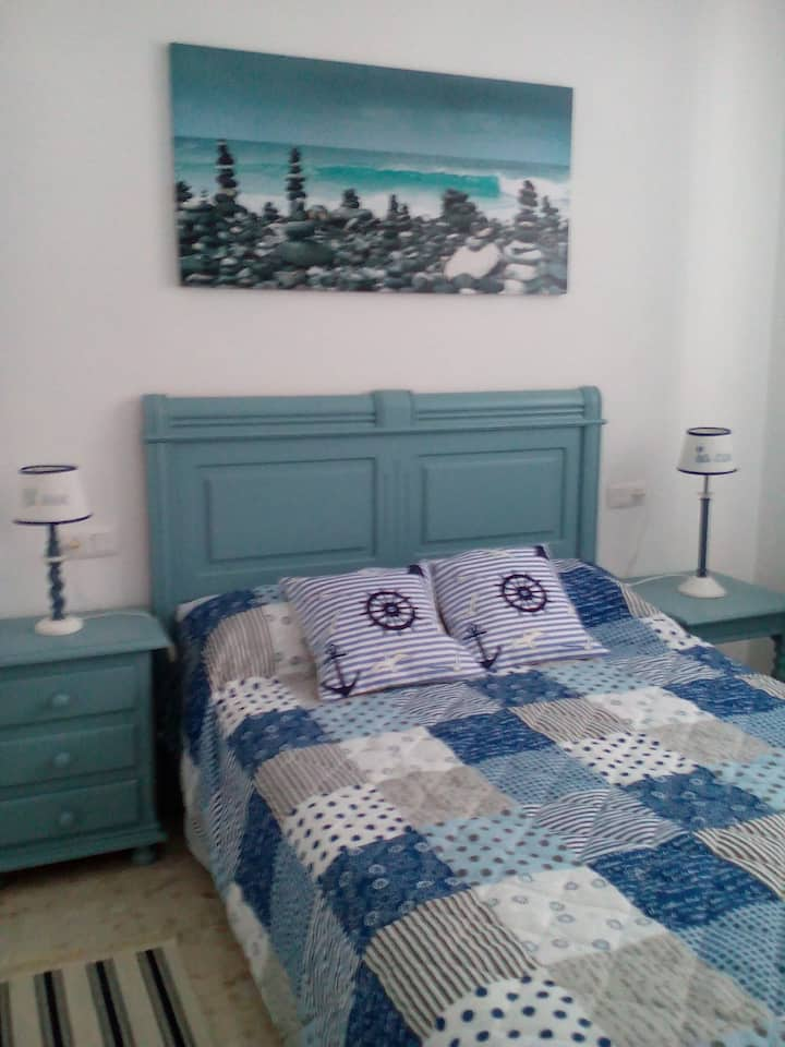 Apartamento en playa Cruz del Mar
