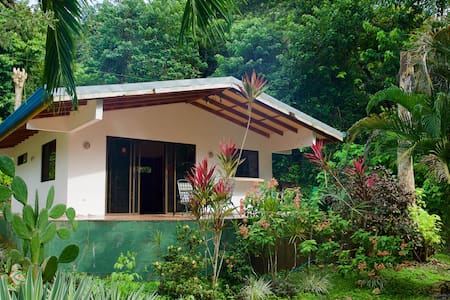 Two Bedroom Jungle Bungalow and pool . - Cóbano