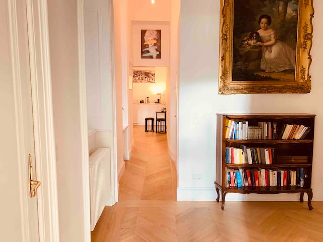 Beautiful Apartment in 1st District