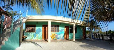 Habitación en Xcalak.
