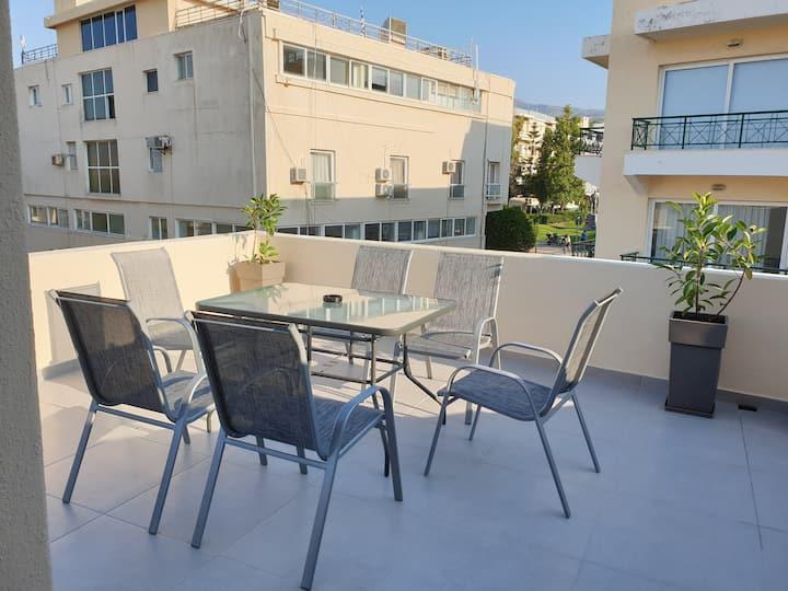 "Rethymno ""Kamaraki"" OldTown House, 77m²/2bdrm/2flr"