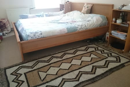 Spacious & light Double Room with a character! - Brighouse