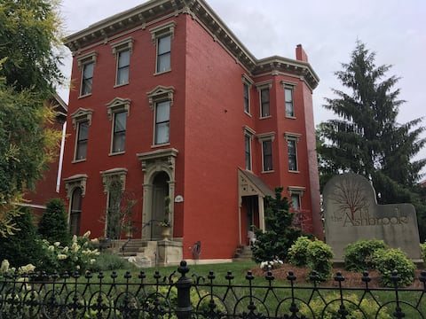 The Ashbrook, A Historical Italianate in Covington