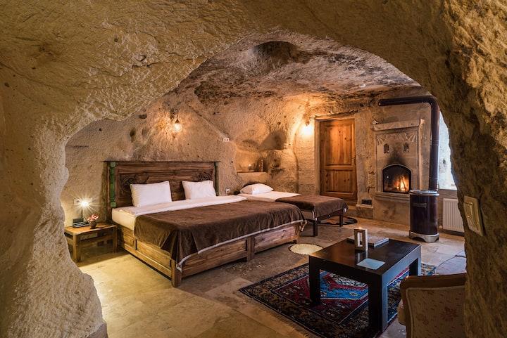 Atilla's Cave House -Kapadokya- Cappadocia -Room 1