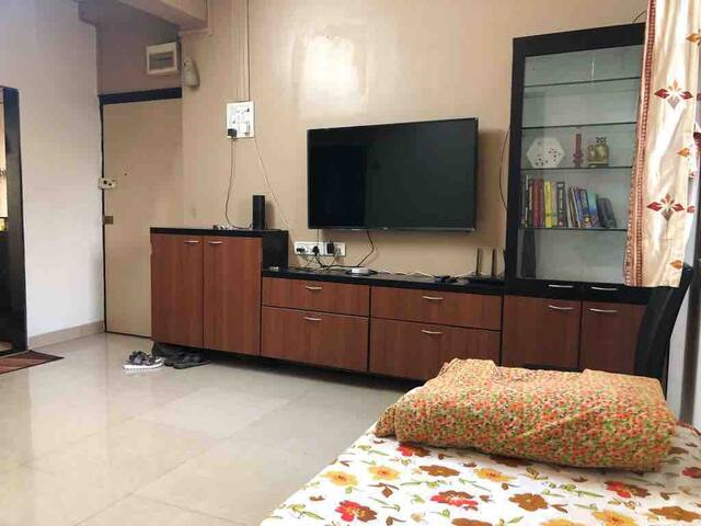 Cozy Hideout close to Bandra Kurla Business Hub