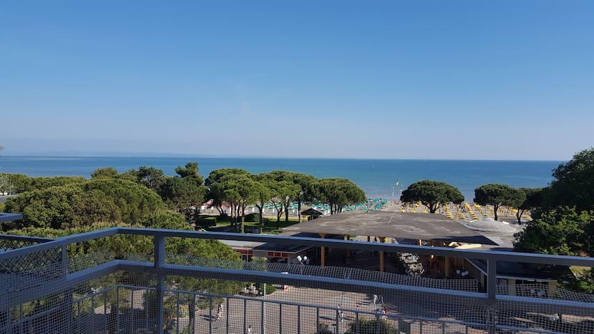 sea view apartment - Grado - Apartament