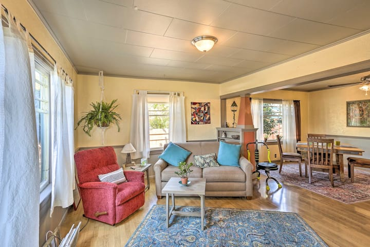 NEW! Comfy Fortuna Haven, Near Humboldt State Park