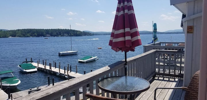 Y4 Amazing 1 Bedroom Condo on Lake Winnipesaukee