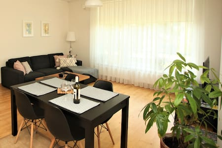 Kaivas home, quiet area/free parking/self check-in