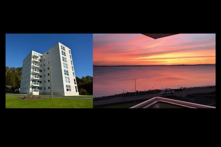 2 Bedroom Flat with Spectacular Views from Balcony - Largs - Wohnung