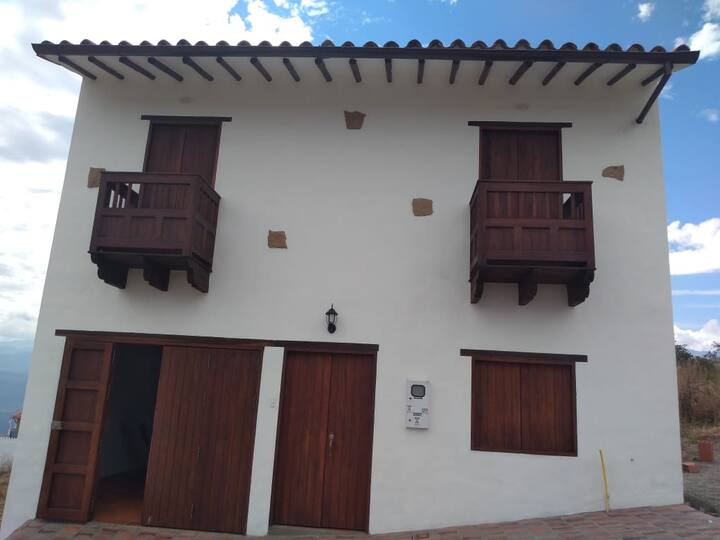 Private Room #3 in Casa Blanca Barichara