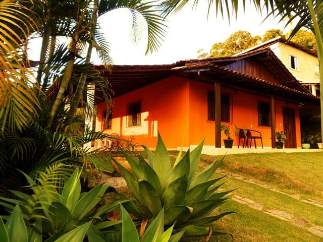 Casa Aconchego - Domingos Martins - Wohnung