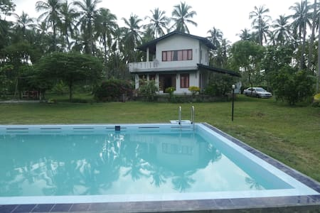 CoCoWorld Bungalow with a pool and beautiful view