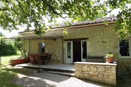 Gite Le Fournil, Gites de Nicou, Monflanquin - Monflanquin - Haus