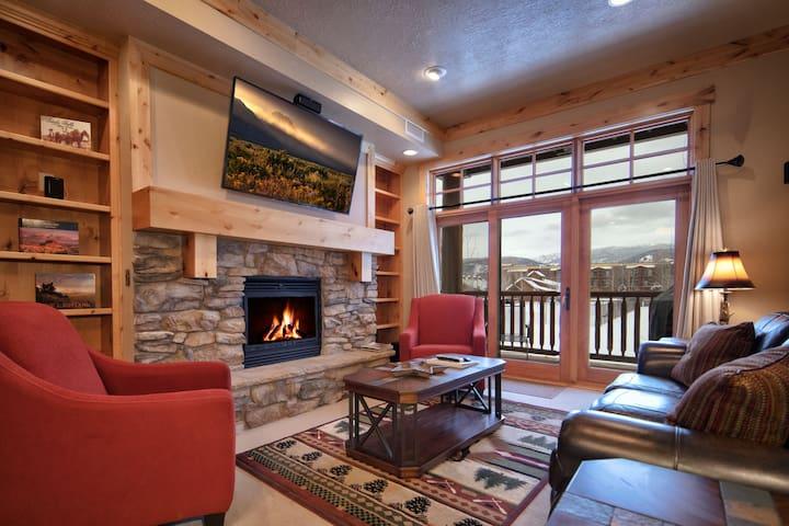 C&C: Teton Springs Luxury Condo #206